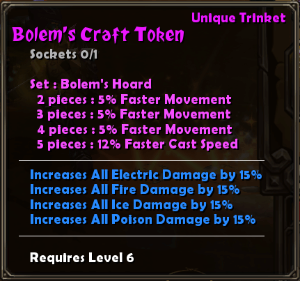 Bolem's Craft Token