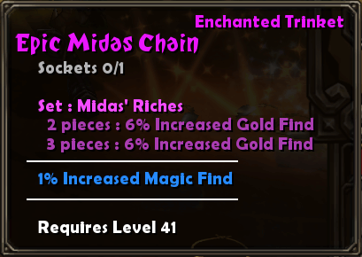 Epic Midas Chain