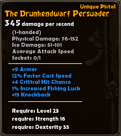 The Drunendwarf Persuader