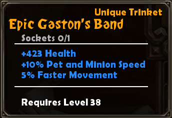 Epic Gaston's Band